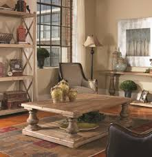Foxy Rustic Living Room Furnishing With Reclaimed Wood Coffee Tables Exquisite Picture Of