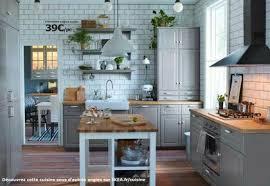 photo cuisine ikea cuisine ikea catalogue idées de design maison faciles