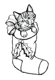 Doodle Colored Cardinal Kitten Spaniel Puppy Cat Coloring Pages Christmas Kittens Cats Of And Puppies To
