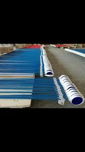 Decorative Reflective Driveway Markers by Super Durable Fiberglass Snow Plow Marker Fiberglass Snow Stake