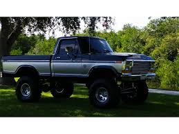 100 Ford Trucks For Sale In Florida 1979 F150 For ClassicCarscom CC1039742
