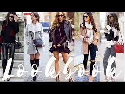 2017 Fall Winter 2018 Outfit Ideas Fashion Trend Seeker