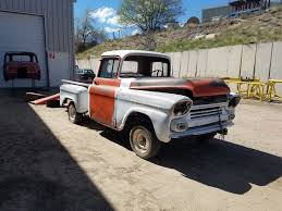 1958 Chevy Apache Chevrolet Pickup Truck - Used Chevrolet Other ... 1958 Chevrolet Apache Stepside Pickup 1959 Streetside Classics The Nations Trusted Cameo F1971 Houston 2015 For Sale Classiccarscom Cc888019 This Chevy Is Rusty On The Outside And Ultramodern 3100 Sale 101522 Mcg 3200 Truck With A Twinturbo Ls1 Engine Swap Depot Editorial Stock Image Of Near Woodland Hills California 91364 Chevrolet Pickup 243px 1 Customer Gallery 1955 To