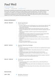 Marketing Manager - Resume Samples And Templates | VisualCV Internship Resume Objective Eeering Topgamersxyz Tips For College Students 10 Examples Student For Ojt Psychology Objectives Hrm Ojtudents Example Format Latest Free Templates Marketing Assistant 2019 Real That Got People Hired At Print Career Executive Picture Researcher Baby Eden Resume Effective New Intertional Marketing Assistant Objective Wwwsfeditorwatchcom