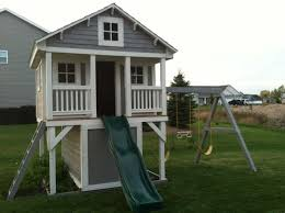 Kids Playhouse-turn Our Swing Set Into This, Maybe? | Dream Patio ... Inspiring Swing Set For Small Backyard Images Ideas Amys Office 19 Best Childrens Play Area Project Images On Pinterest Play Playset Wooden Yard Moms Bunk House Kids Teas Rock Wall Set Fort Sckton Available In A 6 We All Grew Up Different Time When Parents Didnt Buy Swing Backyard Playset Google Search Kids Outdoor Add A Touch Of Fun To Your With Home Depot Swingnslide Playsets Hideaway Clubhouse Playsetpb 8129 The Easy Sets Mor Swingsets Ohio Great Nla Childrens