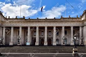 100 Melbourne Victorian Houses VIC Australia November 05 2017 Collonaded