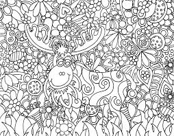 Great Free Printable Doodle Art Coloring Pages 63 About Remodel Seasonal Colouring With