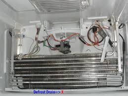 Whirlpool Ice Maker Leaking Water On Floor leaking refrigerators