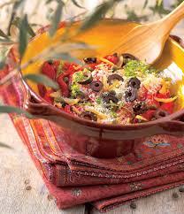 cuisiner les poivrons rouges recette les poivrons marinés