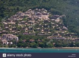 100 Houses In Phuket Kamala Beach Seashore Sand Sea Asia SouthEast Asia Thailand