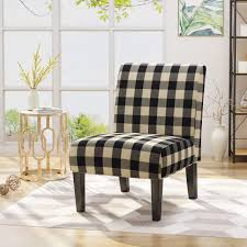Christopher Knight Home 306411 Kendal Traditional Upholstered Farmhouse  Accent Chair, Black Checkerboard, Matte Details About Classic And Traditional Linen Fabric Accent Chair Living Room Armchair Rooms Small White Carpet Natural Espresso Ottoman Fremont Rolled Back By Flexsteel At Crowley Fniture Mattress Quatrefoil Patterned 30 In Coral Mathis 9 Modern Parisian Chairs Emerald Hutton Ii Armless Sadlers Home Floral Best Site Badcock Hd 369 Homey Design Wood Finish Upholstered Clearance Large Yellow Velvet Tuscan With High Ceiling And Chandelier Sandra Of America For Less