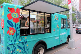 New York City Has Its First Flower Truck – Mary In Manhattan