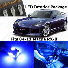 100 Led Lights For Trucks Interior Amazoncom Classy Autos Blue LED Package Deal Mazda