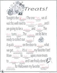 Halloween Mad Libs Free by Trials And Triumphs Of Teaching St Louis To Seoul