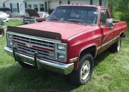 1986 Chevrolet Silverado K30 1 Ton Pickup Truck | Item C2017...