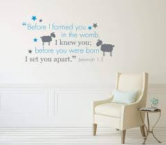 Baby Bible Quote Christian Nursery Decal Lamb Wall Decals Before I ... Decal Baby On Board Stroller Buy Vinyl Decals For Car Or Interior Animal Wall Decals Cute Adorable Baby Sibling Goats Playing Stars Rainbow Colors Ecofriendly Fabric Removable Reusable Stickers Welcome To Our Wedding Custom Personalized Couple Sign Mirror Glass Sticker Feather Living Room Nursery Bedroom Decor Wh Wonderful Mariagavalawebsite Costway 3 In 1 High Chair Convertible Play Table Seat Booster Toddler Feeding Tray Pink Details About The Walking Dad Funny Car On Board In Bumper Window Atlanta Cornhole Decalsah7 Hawks Vehicle Nnzdrw5323 The Best Kids Designs Sa 2019 Easy Apply Arabic Alphabet Letters