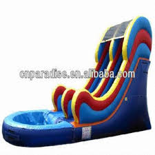 Inflatable Pool Slides For Inground Poolswater Park Slides For Sale