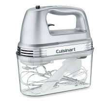 Cuisinart Coffee Maker Bed Bath Beyond by Cuisinart 7 Speed Electric Hand Mixer In Brushed Chrome With
