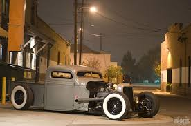 37 Ford Pickup - 500hp - CLEAN RAT ROD ZOMGWTFBBQ