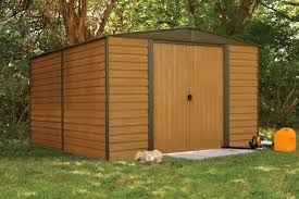Shed Anchor Kit Instructions by Woodridge Shed Wr1012 Steel Storage Shed