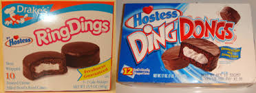 Ill Try To Summarize What I Found Out About These Basically Ring Dings Were First Ding Dongs Second But Originally Called King