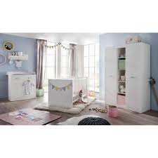 ensemble chambre bébé ronja chambre bébé complète 3 pièces lit 70x140 cm armoire
