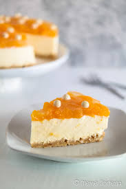 pudding quark torte