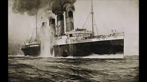 When Did The Lusitania Sink by 102 Years Remembering The Lusitania Youtube