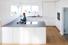 designer küche deckenhoch grifflos schreinerküche