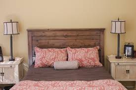 Bedroom : Decorative Queen Reclaimed Wood Headboard By Goodmanbm ... Bedroom Country Queen Bed Frame Which Are Made Of Reclaimed Wood Full Tricia Wood Beach Cottage Chic Headboard Grand Design Memorial Day And A Reclaimed Headboard Ana White Reclaimedwood Size Diy Projects Barnwood High Nice Style Home Barn 66 12 Inches Tall By 70 Wide Pottery Farmhouse Diystinctly Industrial Elegant Espresso