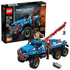 LEGO® Technic Remote-controlled 6x6 All Terrain Tow Truck 42070 ... Axial Bruder Rc 6x6 Tow Truck Build Modify A Toy Grade Rc Technic 2017 Brickset Lego Set Guide And Database How To Make Remote Control From Cboard Bricksafe Taaza Garam Kids Super Force Military With Missiles All Terrain 42070 Youtube Shop Toys Vehicles Online Tagged Nickelodeon 49 Mhz Cancer Pinterest Truck Long Haul Trucker Newray Ca Inc Trucks At Blaster The Samson Of Can Push Pull Up To 150 Pounds