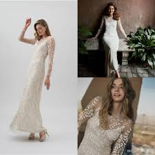 2019 Bhldn Mermaid Wedding Dresses Jewel Neck Ankle Length Lace Appliqued  Bead Long Sleeves Wedding Dress Custom Elegant Bridal Gowns Garden Bhldn Discount Coupon Code Deal Jetcom New User Promo Code Subscriptions By Mail 20 Off Vs Athletics Coupons Discount Codes Paper Mojo Coupon Midori Mt Sinai Promo Bhldn Skechers High Tops For Kids Packers Pro Shop Official Retail Store Of The Green Bay In Love With A Dress Heres How I Got 125 Www Shoes Girls At Payless Joanns Clovis 4c Foods Pediasure Canada 2019 Bodybuildingcom Pet Wow Highland Heights Regatta Jan