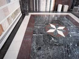 Granite Floor Pattern