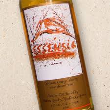 essensia orange muscat 2015 quady strictly wine