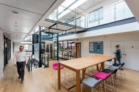 100 Morgan Lovell London AMC Networks Offices Office Snapshots