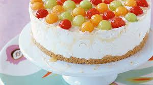 melonen joghurt torte rezept