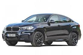 BMW X6 sports utility vehicle xDrive40d M Sport 5dr 2017 specs