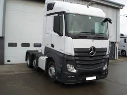 100 Truck And Van Accessories MercedesBenz Actros 2545LS Tractor Unit Bell And