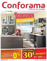 conforama cuisine catalogue conforama secrets de cuisine cataloguespromo com