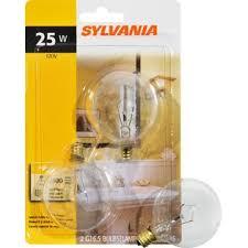 sylvania incandescent clear globe l g16 5 candelabra base 120v