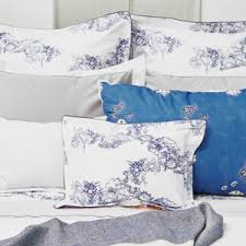 Yves Delorme Bedding by Yves Delorme And Sara Story Collaborate On Bedding U2013 Robb Report