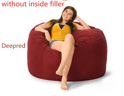 BEAN BAG Chair For Adult Lazy Beanbag COVER Only Supply ,without The Inside  Filler Top 10 Bean Bag Chairs For Adults Of 2019 Video Review 2pc Chair Cover Without Filling Beanbag For Adult Kids 30x35 01 Jaxx Nimbus Spandex Adultsfniture Rec Family Rooms And More Large Hot Pink 315x354 Couch Sofa Only Indoor Lazy Lounger No Filler Details About Footrest Ebay Uk Waterproof Inoutdoor Gamer Seat Sizes Comfybean Organic Cotton Oversized Solid Mint Green 8 In True Nesloth 100120cm Soft Pros Cons Cool Desain