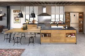 cuisines style industriel cuisine style industriel ikea de glorieux de maison accents