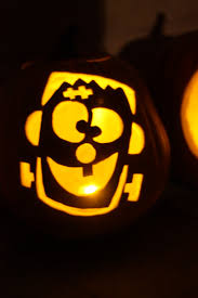 Scooby Doo Pumpkin Stencil by Decoration Fascinating Picture Of Kid Simple Frankenstein Pumpkin