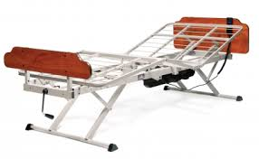 Homecare Beds Patriot LX Semi Electric Homecare Bed