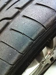 usure pneus extérieur pneus équipement forum technique