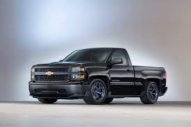 Chevrolet's High-Performance Silverado Cheyenne Concept Is The Z/28 ...
