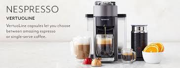 Nespresso VertuoLine Capsules Let You Choose Between Amazing Espresso Or Single Serve Coffee