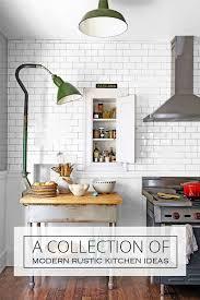 Rustic Modern Kitchen Ideas 12 Modern Rustic Kitchen Ideas Rustic Crafts Chic Decor