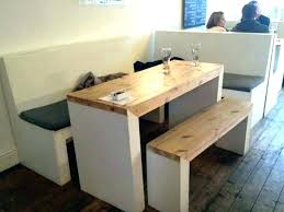 Corner Dining Room Table With Bench Kitchen Seating
